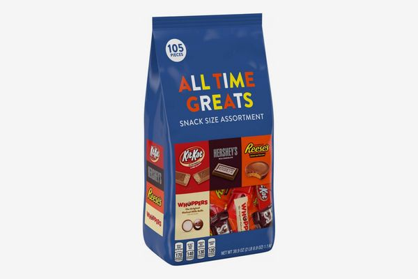 HERSHEY'S All Time Greats Chocolate Halloween Candy