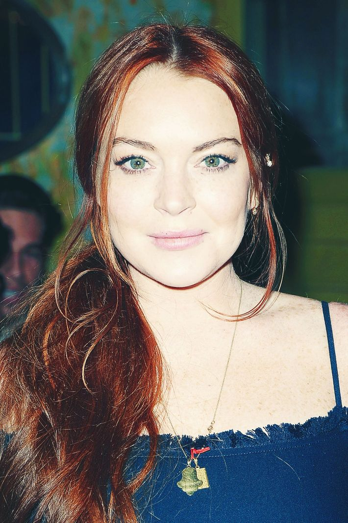 Lindsay Lohan Is Launching a Beauty Line Lindsay Lohan