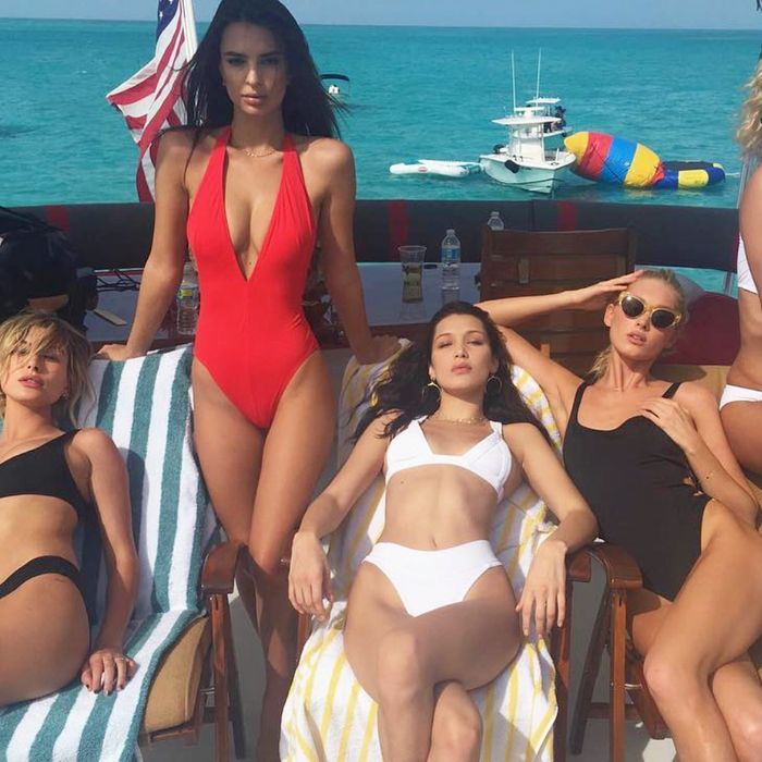 Almost Thong Bathing Suits Are The Suit Of The Summer