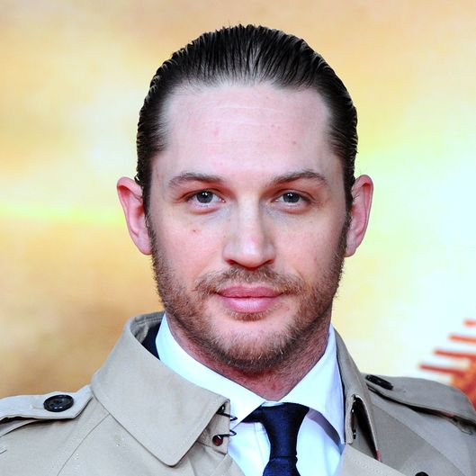 "LONDON, ENGLAND - MAY 28:  Tom Hardy attends the premiere of ""Edge Of Tomorrow"" on May 28, 2014 in London, United Kingdom.  (Photo by Anthony Harvey/Getty Images)"