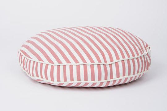 Waggo Stripey Soiree Circle Dog Bed
