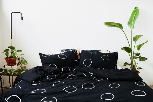 Suku The Moon Quilt Cover Set