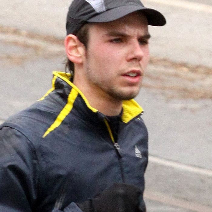 Co-pilot Andreas Lubitz, suspected of having deliberately piloted Germanwings flight 4U 9525 into a mountain in southern France on March 24, 2015 and killing all 150 people on board, including himself.