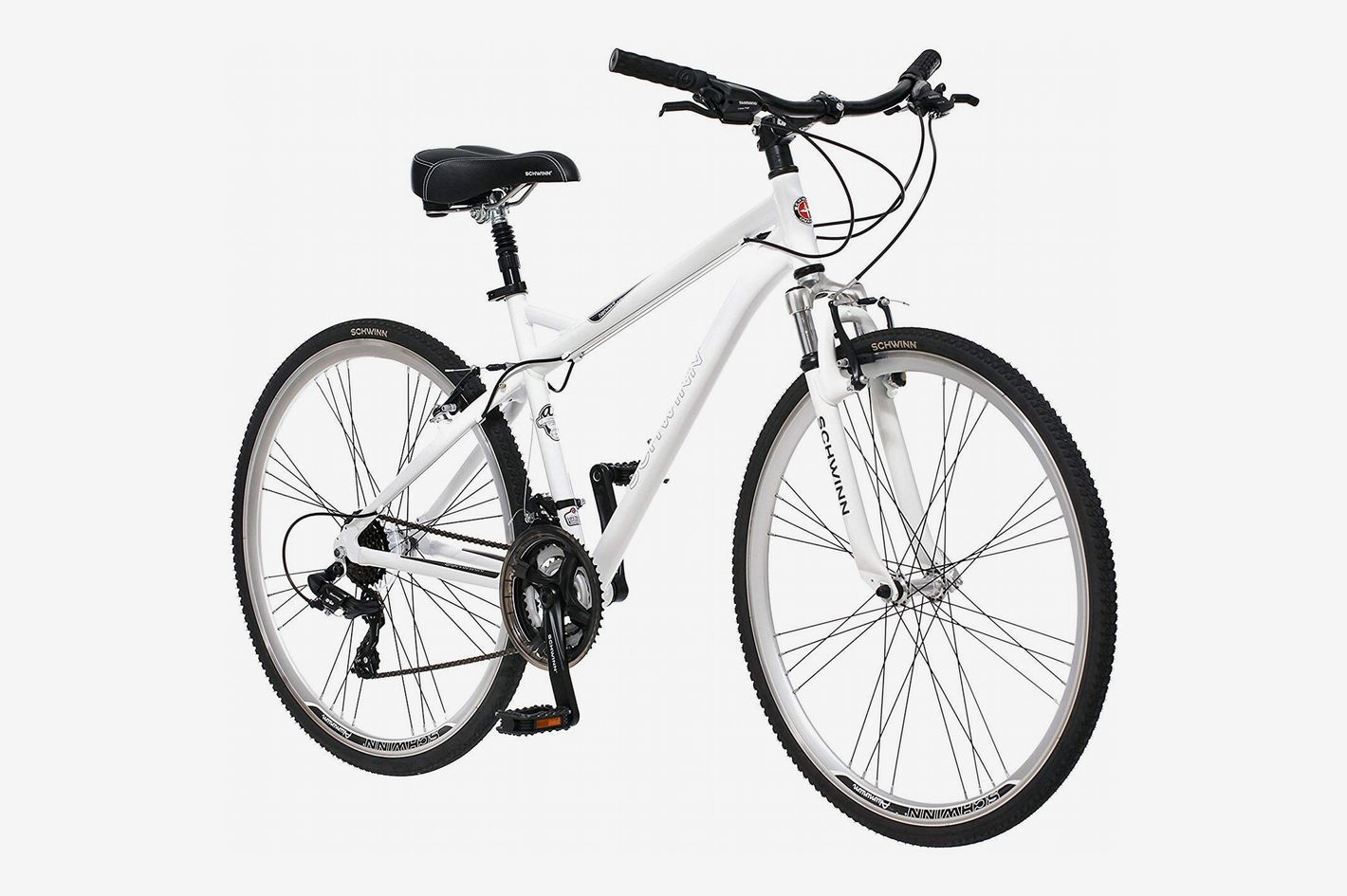 Schwinn Men's Network Men's Hybrid Bicycle