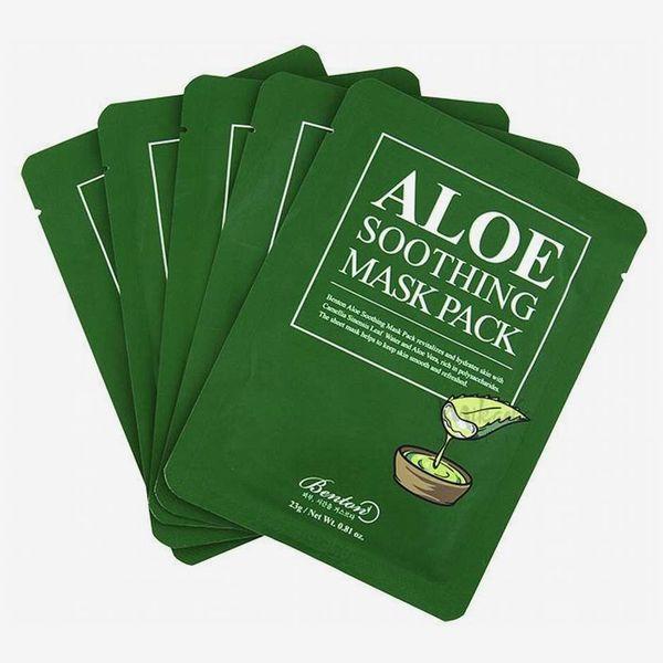 Benton Aloe Soothing Mask Pack 10 pack