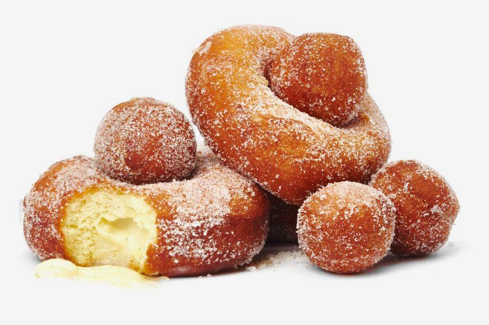 Mah-Ze-Dahr Brioche Doughnuts, Half-Dozen