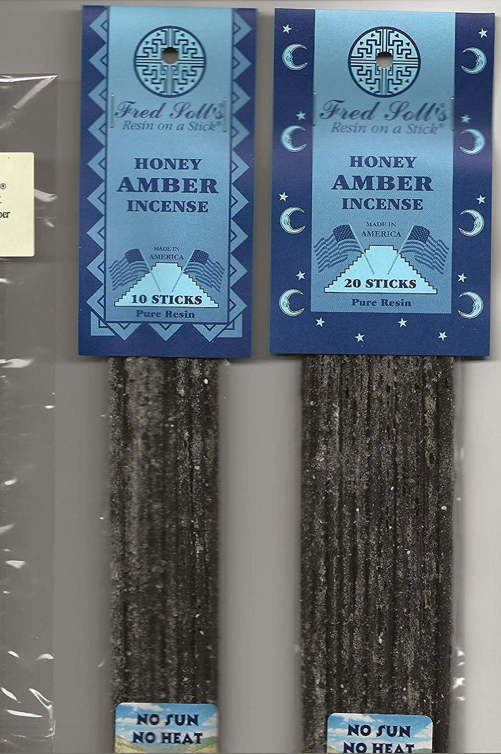 Fred Soll Incense Honey Amber