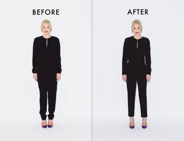 351b5972a91 Altering a Jumpsuit - Tailoring  Secret Weapon of Perfect Wardrobes ...
