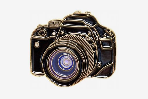 Official Exclusive Camera Pin