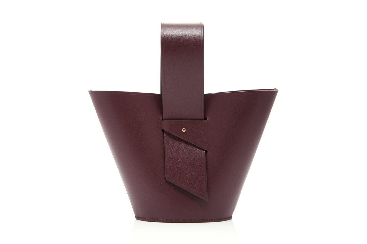 Carolina Santo Domingo Amphora Mini Top Handle Bag