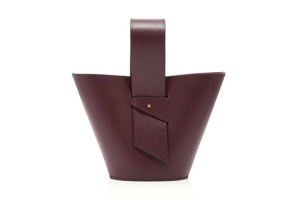 Carolina Santo Domingo Amphora Mini Top Handle Bag