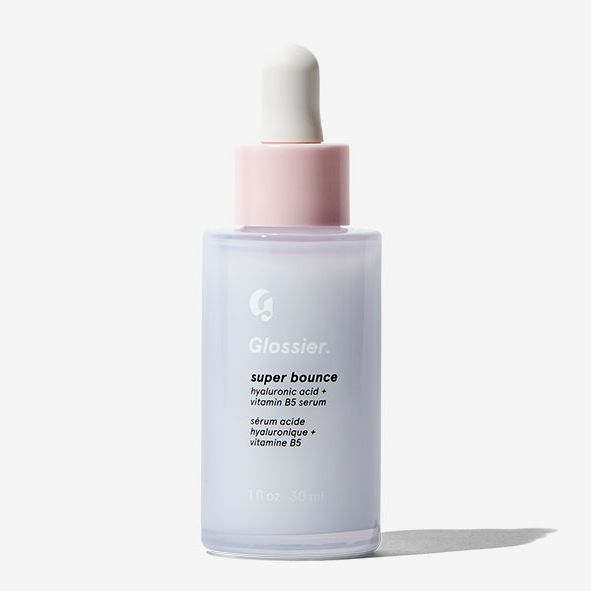 Celebrity Beauty: Glossier Huge Bounce