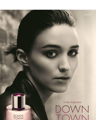 Rooney Mara's new ad.