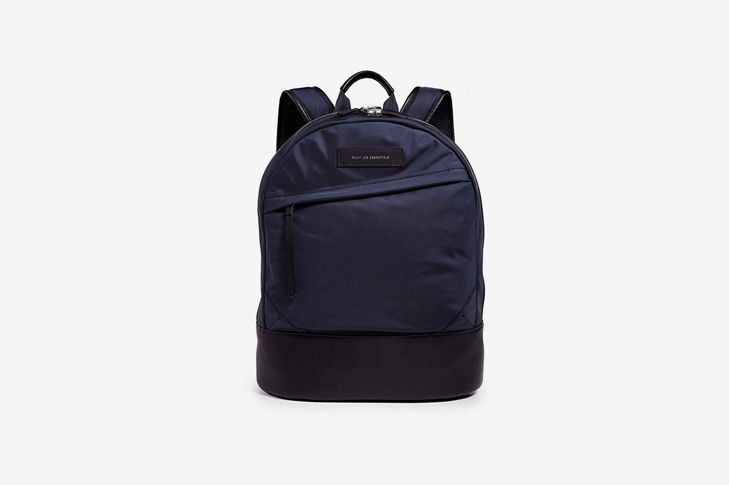 Want Les Essentiels Kastrup Backpack, Navy