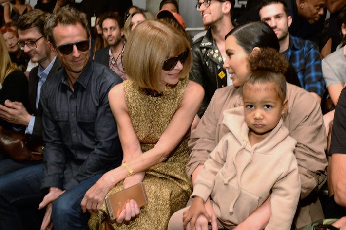 Kanye's faves.