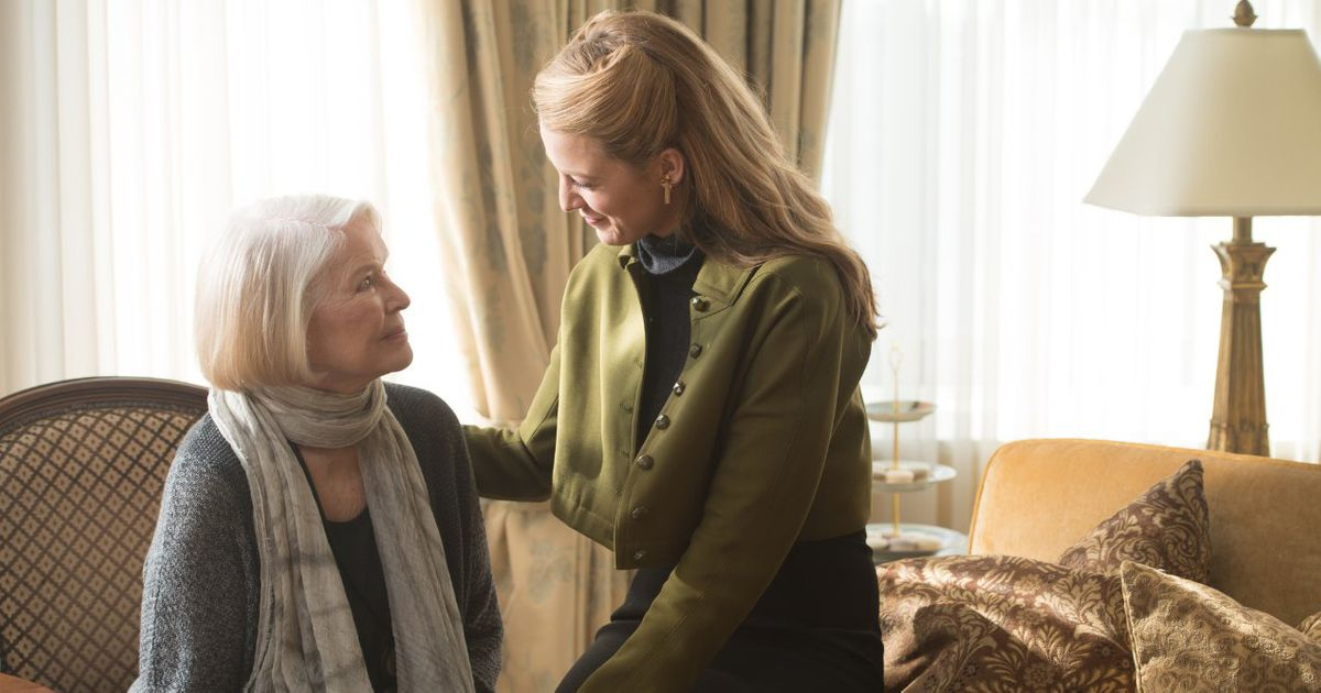 The Age Of Adaline S Tepid Romance Can T Be Saved By Blake Lively And Harrison Ford S Performances