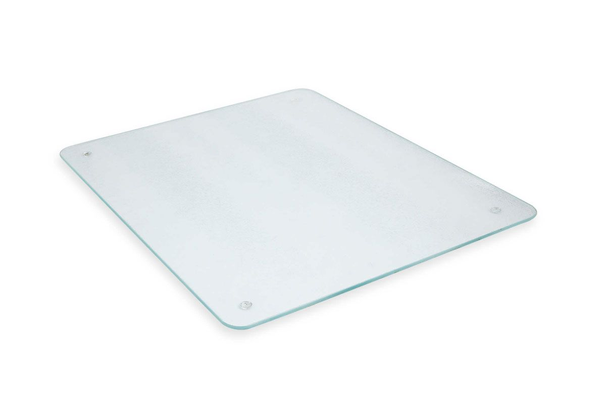16-Inch x 20-Inch Glass Cutting Board