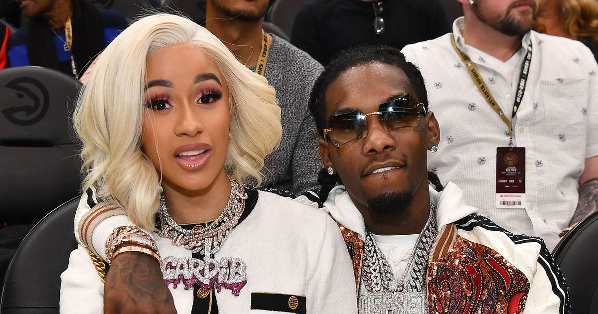a1dd52577a4a0 Cardi B and Offset Split  A Timeline of their Marriage