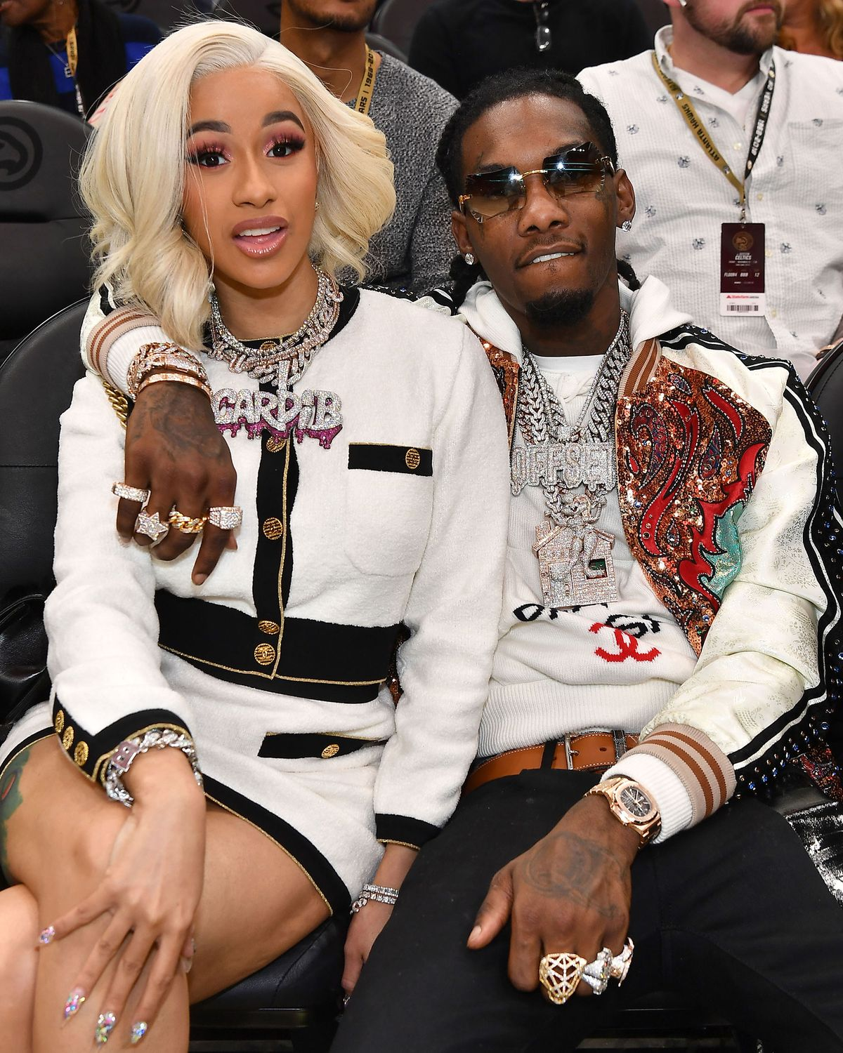 Cardi B And Offset Split A Timeline Of Their Marriage