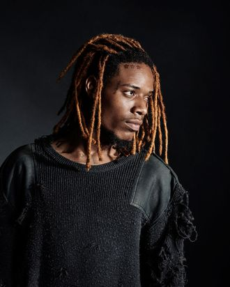 Kanye Outfitted Fetty Wap for CR Men's Book