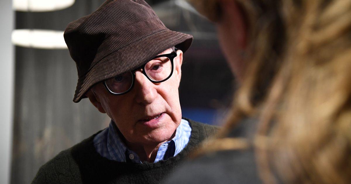 Old Woody Allen Script Casts Himself As Porn Director