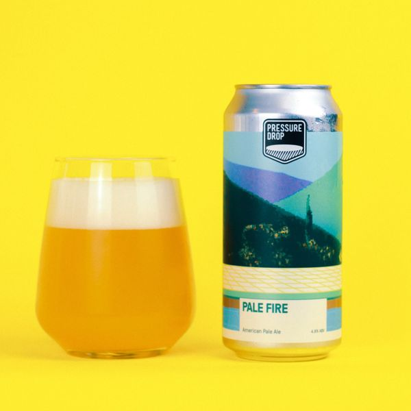 Pressure Drop - Pale Fire Pale Ale 4-pack
