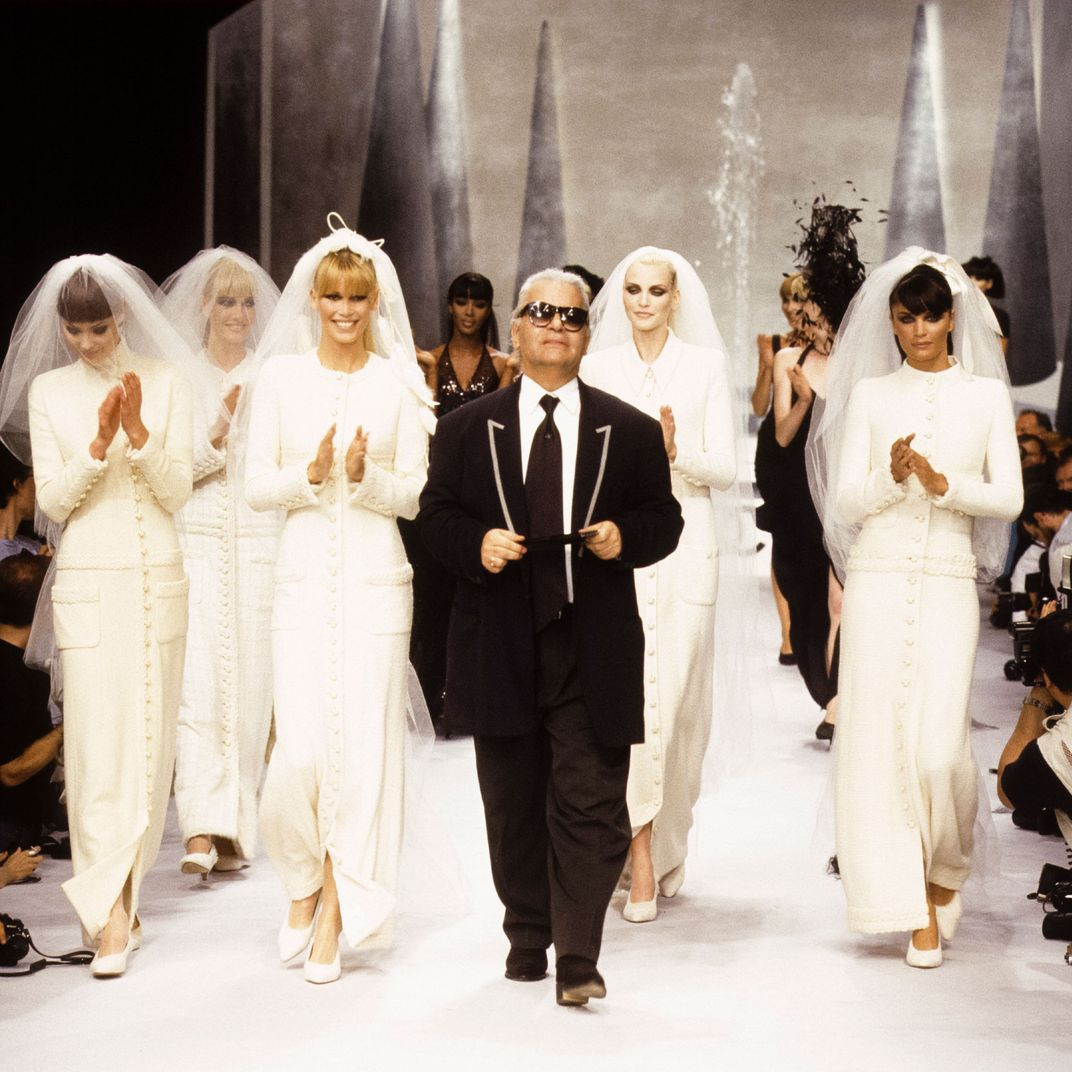 031b1c2c0bf863 Karl Lagerfeld s Best Dresses