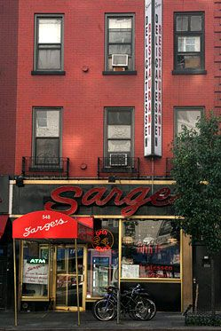 Sarge's will not reopen for some time.