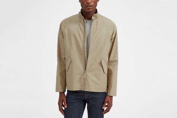 The Modern Harrington Jacket
