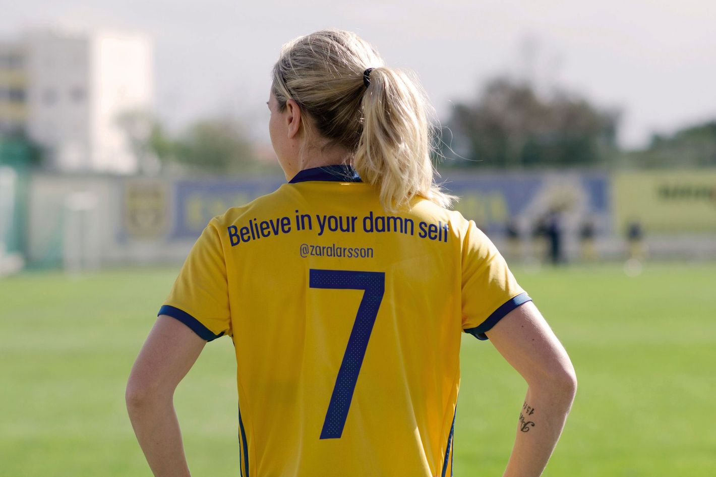 a8cb2c63b sweden soccer jersey 2016 2017 sweden national home football shirt top  thailand quality ibrahimovic  swedish womens soccer jerseys names with  empowering ...