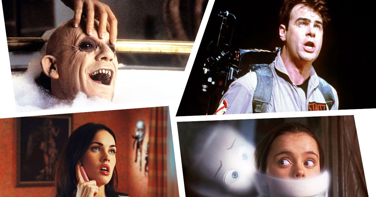 15 Great Halloween Movies for Scaredy-cats