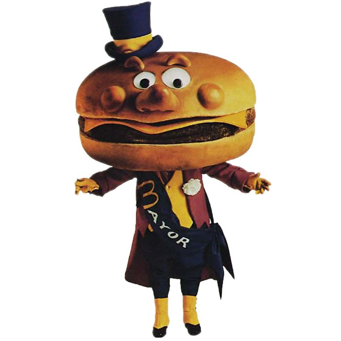 The good ol' days of McDonald's marketing.