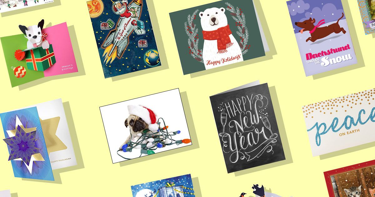 25 Cute Tasteful Cheap But Expensive Looking And Unique Holiday Cards On Amazon