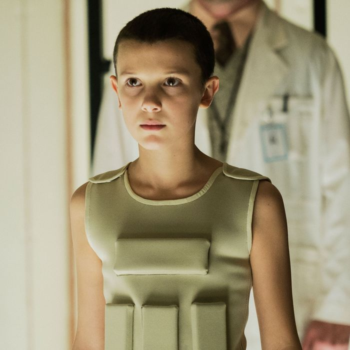 The Best Part of Stranger Things Is Eleven's Buzz Cut