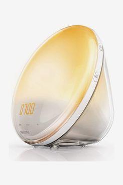 Philips SmartSleep Wake-Up Light Alarm Clock