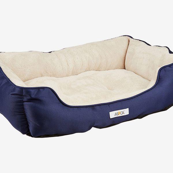 ASPCA Microtech Dog Bed Cuddler