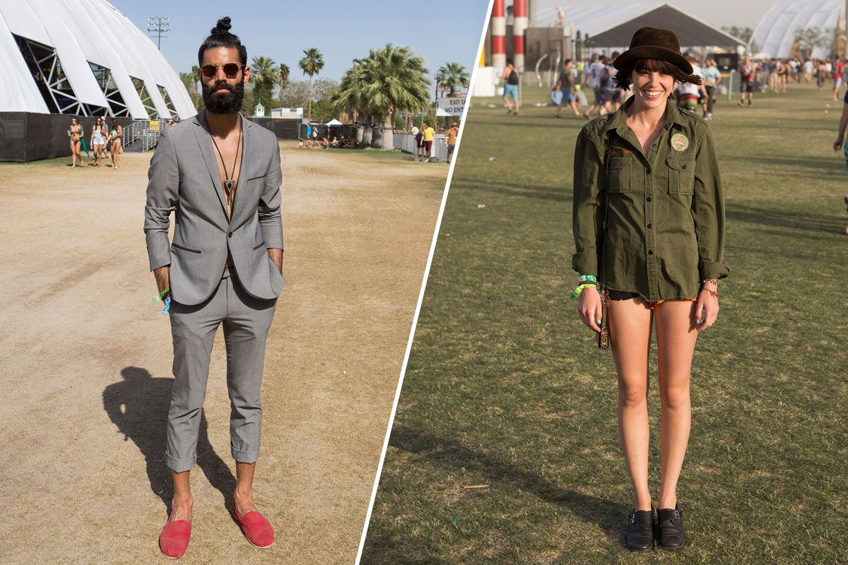 The Most Coachella-y People at Coachella -- The Cut