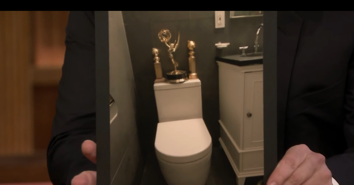 Rachel Brosnahan Thinks Her Awards Belong in the Toilet