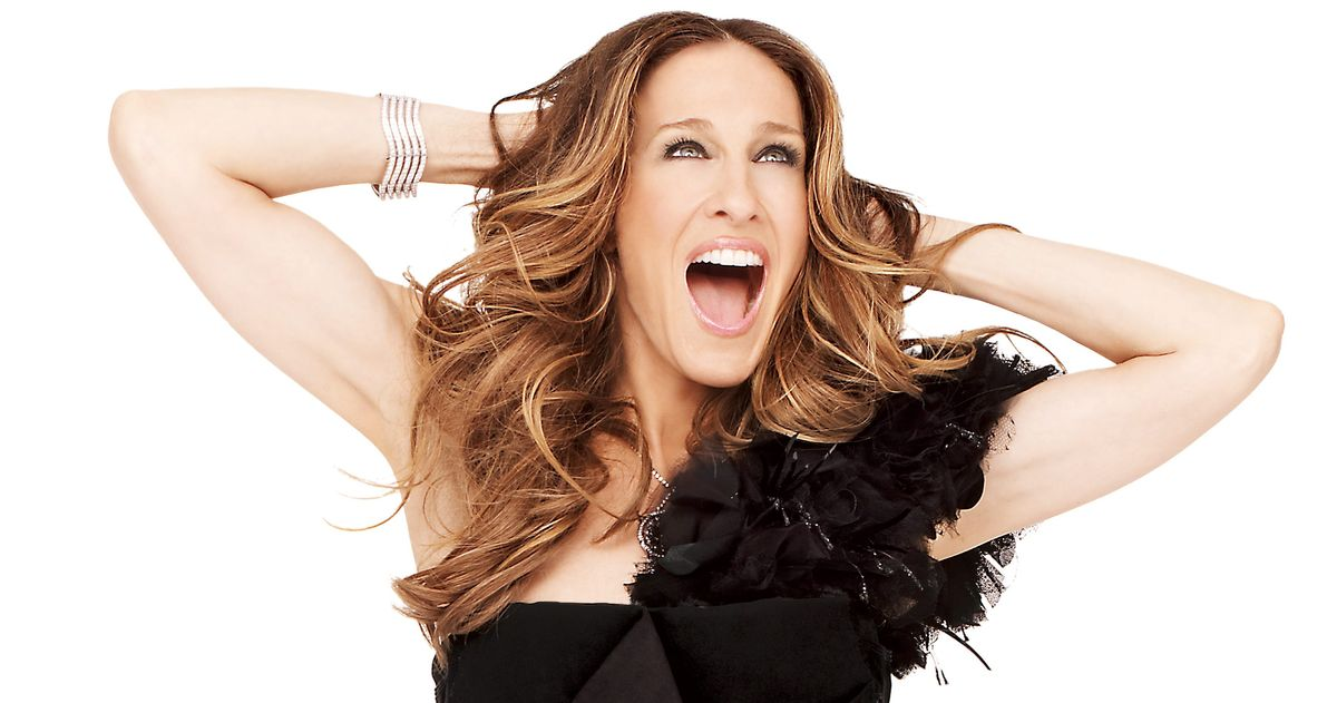 b5dfffba17a Sarah Jessica Parker on Sex and the City