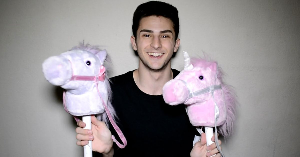 The Disappearance and Return of Issa Twaimz YouTube Star