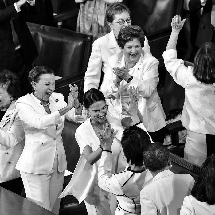 Democratic Congresswomen.