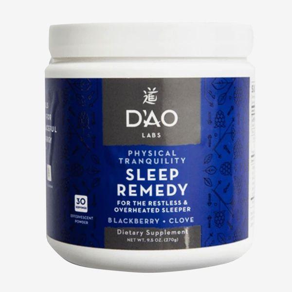 Dao Labs Sleep Remedy Supplement