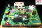 Baking Bad: 14 Over-the-Top and Funny Breaking Bad Finale Cakes