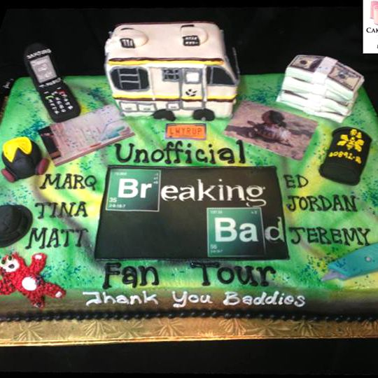 Surprising Baking Bad 14 Over The Top And Funny Embreaking Bad Em Finale Funny Birthday Cards Online Overcheapnameinfo