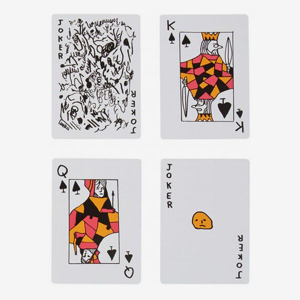David Shrigley Deck of Cards