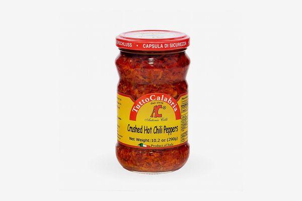 Tutto Calbaria Crushed Calabrian Chili Pepper Paste