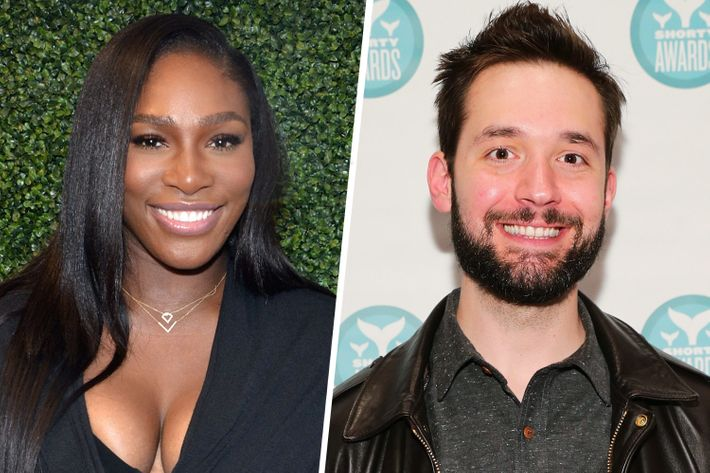 "Meet the new future Mr. Serena Williams, Alexis ""Not Drake"" Ohanian."