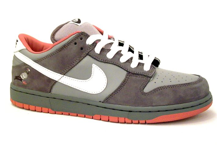 "Nike x Staple Design ""Dunk Low Pro SB Pigeon,"" 2005."