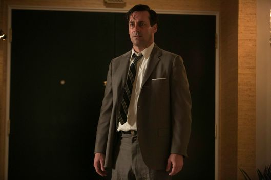 Don Draper (Jon Hamm) - Mad Men