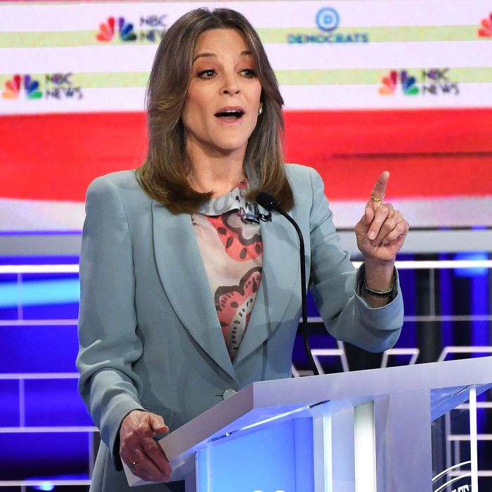 Marianne Williamson Is Every Weirdo Bachelor Contestant